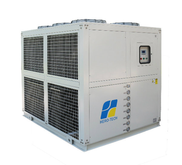 Air Cooled Screw Water Chiller for Plastic Machine