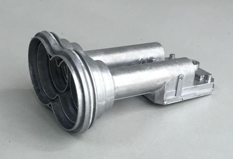 Aluminum Alloy Die Casting Parts of Satellite Receivers