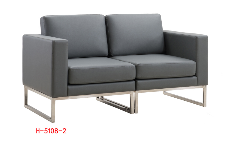 Upholstered Leisure Public Fabric Lounge for Shopping Mall