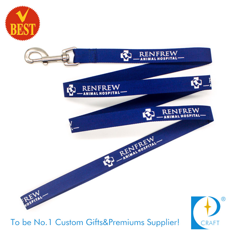 Customized Logo High Quality Dog Lead Leash at Factory Price From China as Gift