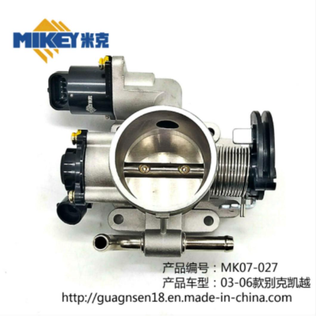 Throttle Assembly Car Valve Body. Automobile Sensor Auto Parts Mk07-027 Buick Cayenne Chevy Le 1.4L