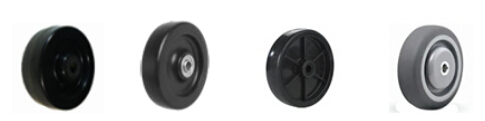Medium Duty PU Casters with Brake