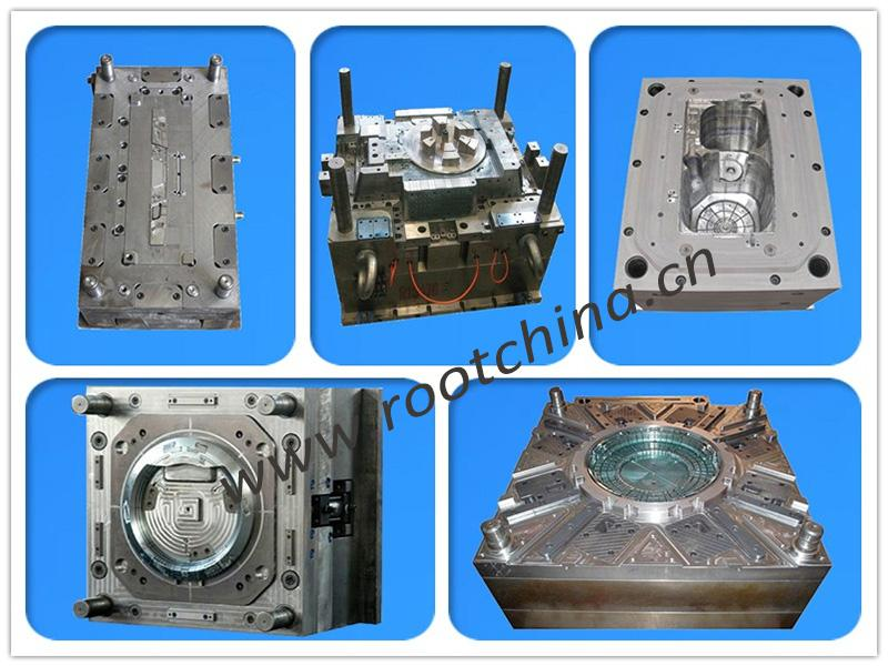 Terminal Connector Plastic Injection Molding Parts for Hub