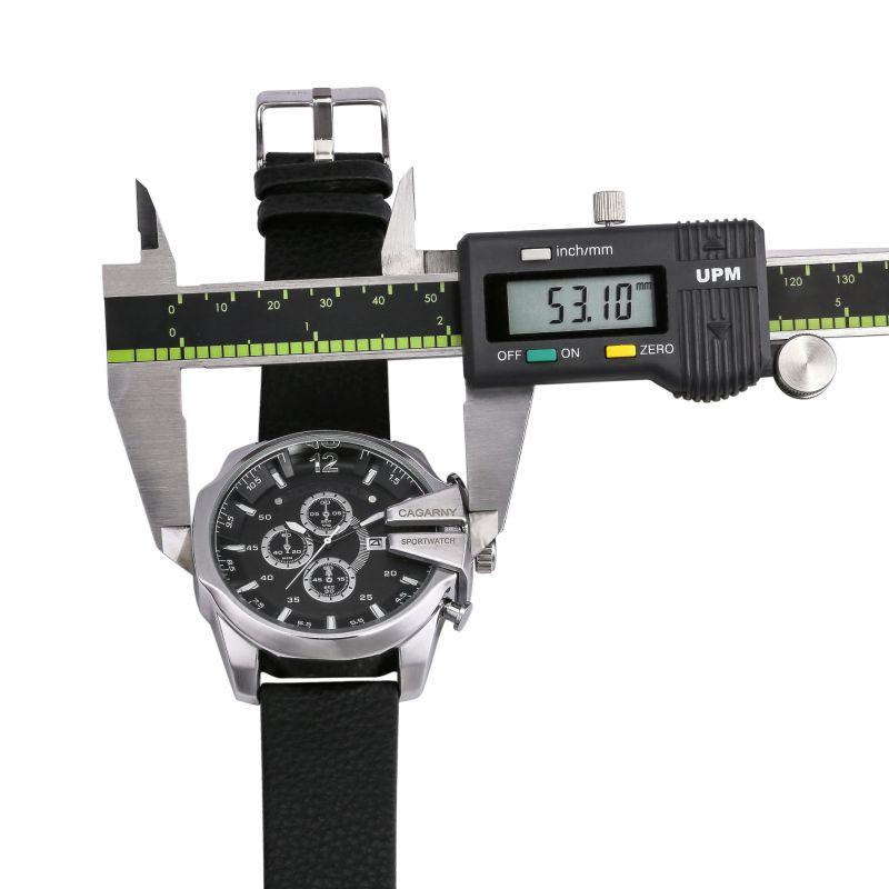 6839 3eyes Quartz Watch
