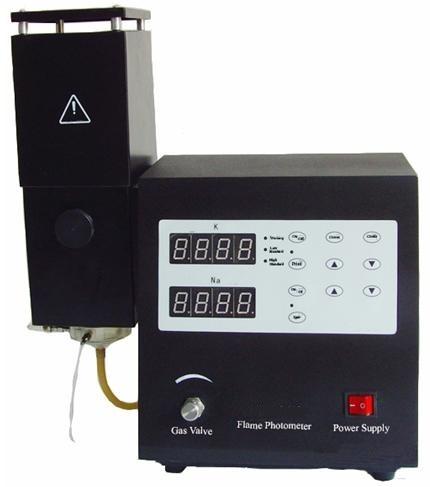 Good Quality LED displayed Flame Photometer