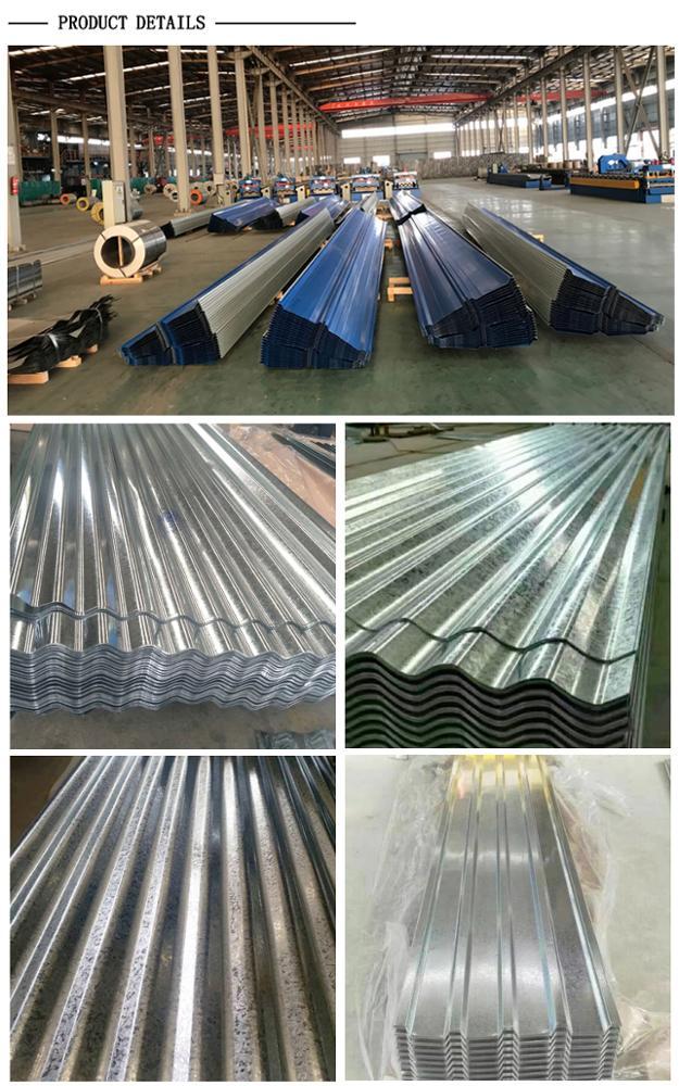 Corrugated Zinc Roof Sheet Price