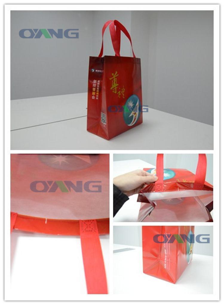 Leader Non Woven Box Bag Making Machine