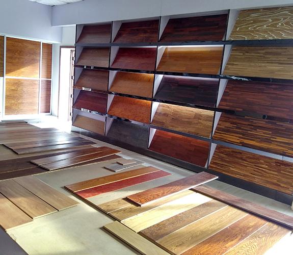 HDF AC4 High Gloss Waxed Laminate Laminated Wood Flooring