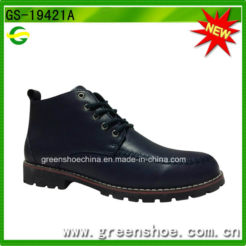 China Factory British Style Elegant Men's Casual Shoes