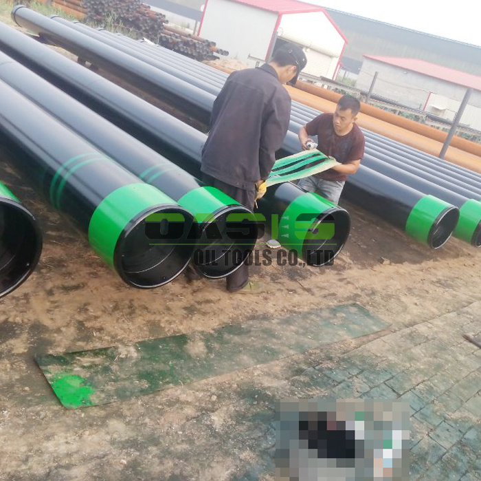 API/ISO 9 5/8'' Casing and Tubing Made in China