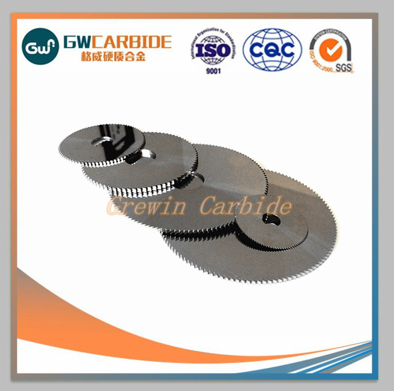Tungsten Carbide Circular Saw Blades for CNC Machines