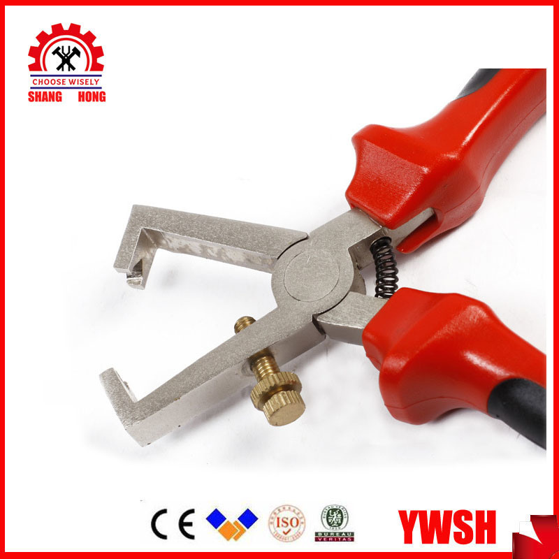 Japan Type Cable Stripping Copper Wire Stripper Plier