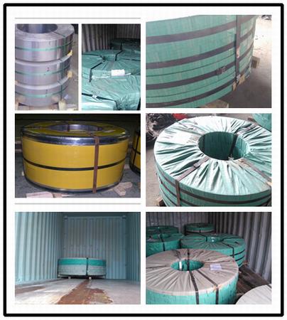 2b/Ba Surface Stainless Hr/Cr Steel Coil/Strip (201/202/301/304/304L/316/316L)