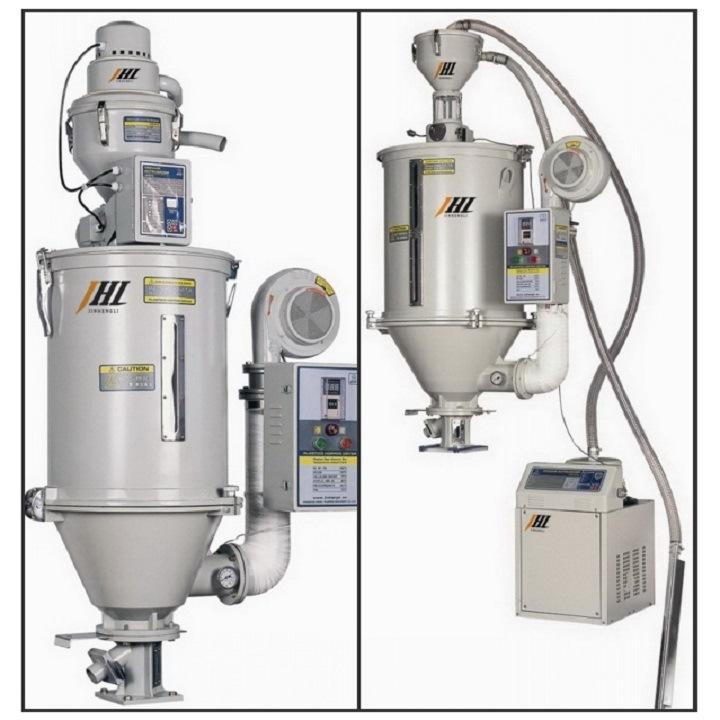 Hot Sale Pid Control High Temperature Air Hopper Dryer Sg50