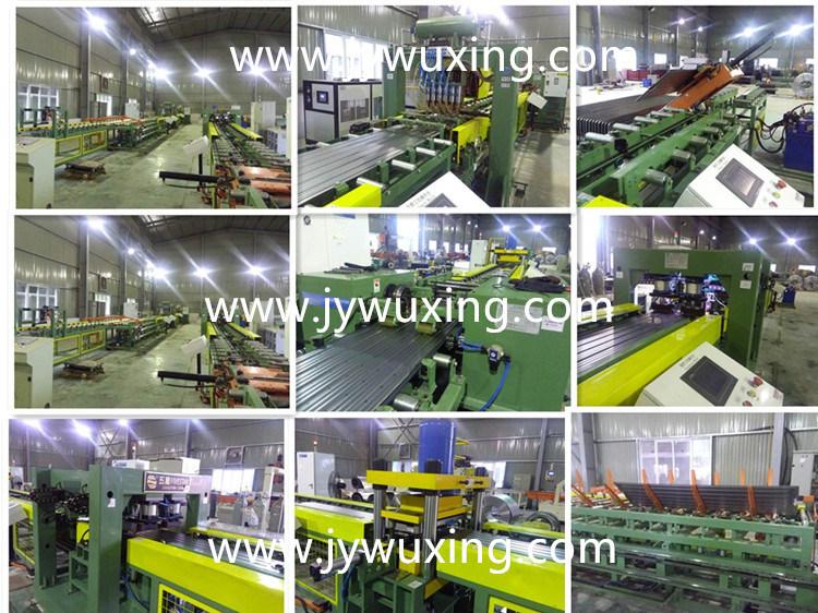 High Automation Transformer Radiator Production Line