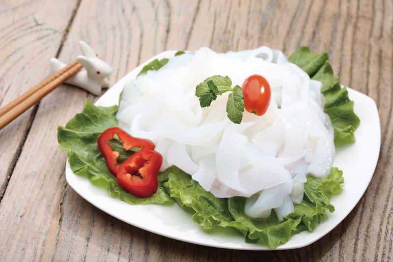 Natural Vegetable Konjac Noodles High Fiber Food