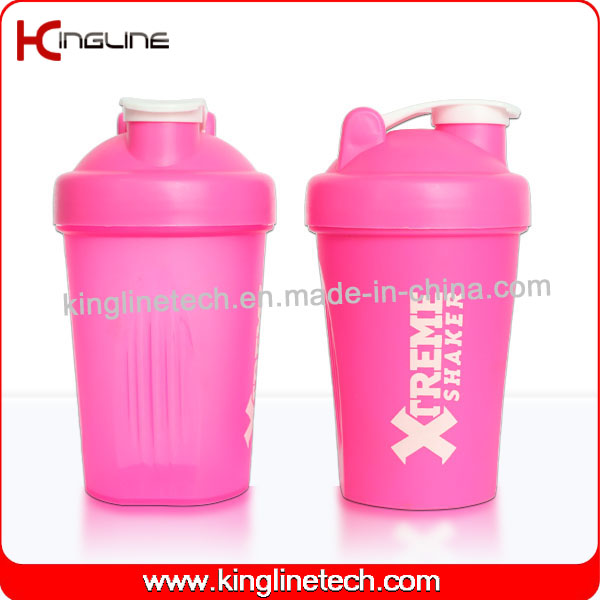 400ml BPA Free Wholesale Protein Shaker (KL-7011)