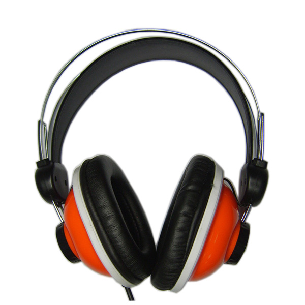 Headband Headphone with Big Earcup Wear Comfortable (HQ-H503)