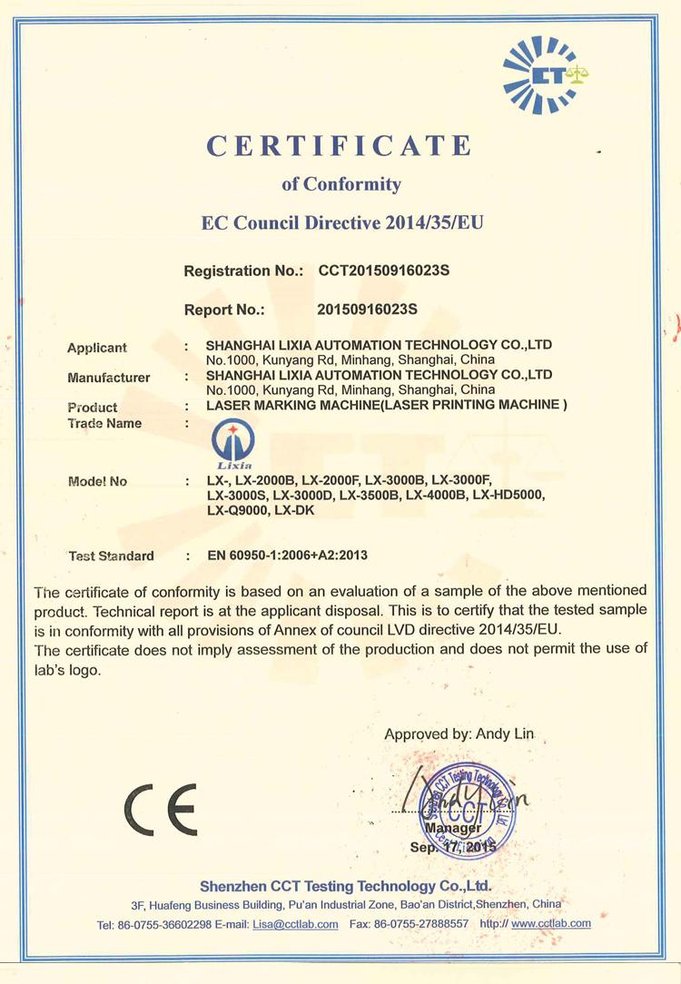 Desktop CO2 Fiber Laser Marking Machine Electronic Parts/Electrical Products/It Industry/Auto Parts/PVC/PP/PE/PPR/Plastic /Metal Non-Metal