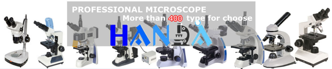 Manufacture of Microscope Binocular/Trinocular Lab Biological