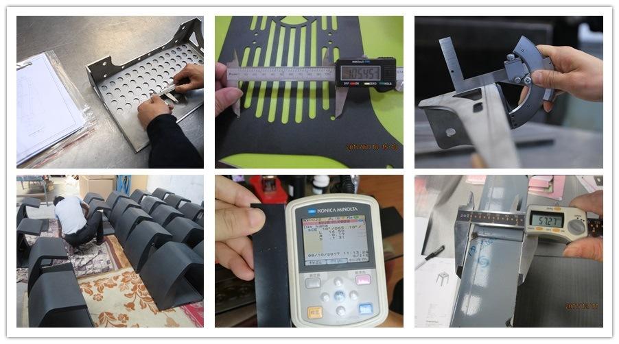China Factory Customized Sheet Metal Fabrication Corner TV Stand