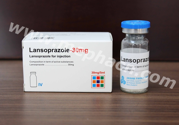 Lansoprazole Injection 30mg &Actd/Ctd Dossiers of Lansoprazole for Injection