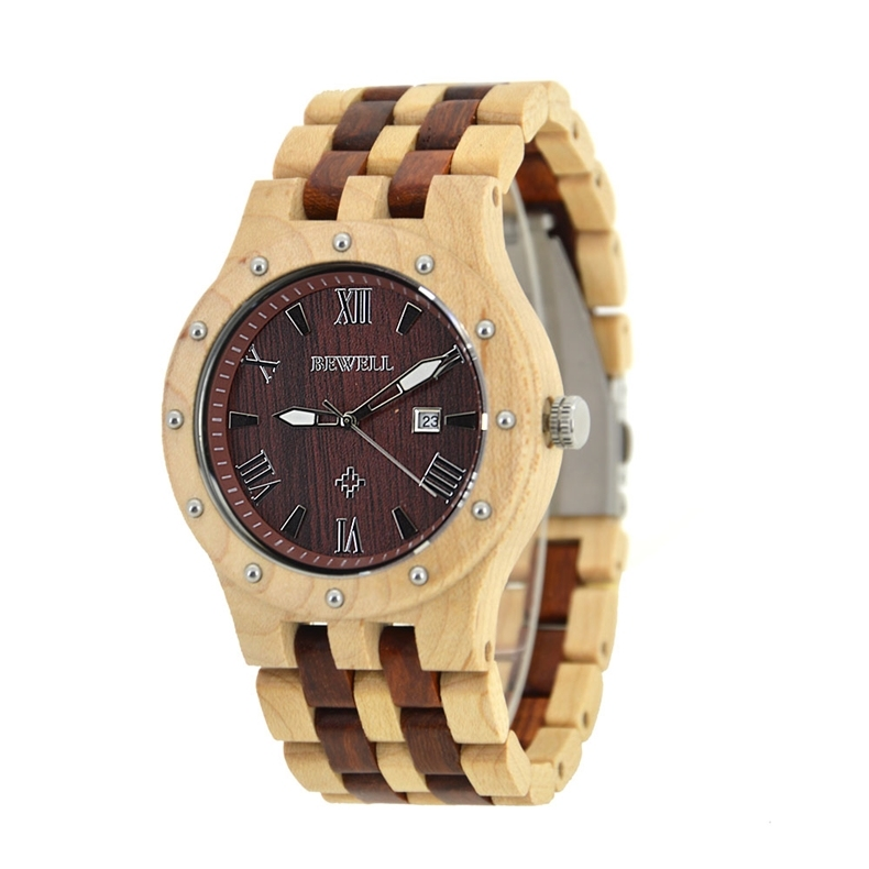 Hot Sell Gift Product Date Feature Wrist Watch for Men