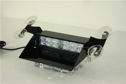 12W Amber White LED Visor Light (SL631-V)