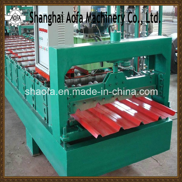 900/840 Double Layer Roll Forming Machine (AF-840-900)