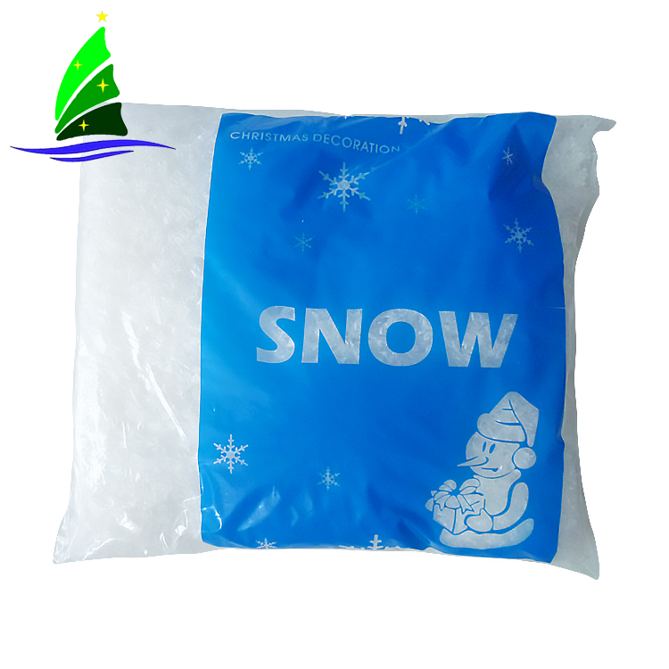 decoration artificial snow instant snow