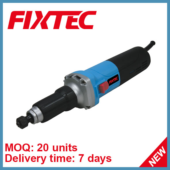 Fixtec Power Tool 400W Mini Straight Air Die Grinder
