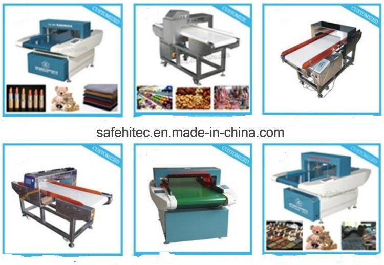 Cheer Pack Food Security Detection Conveyor Belt Metal Detector Machine SA806