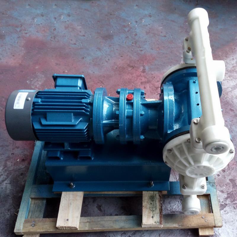 DBY series PP material diaphragm pump