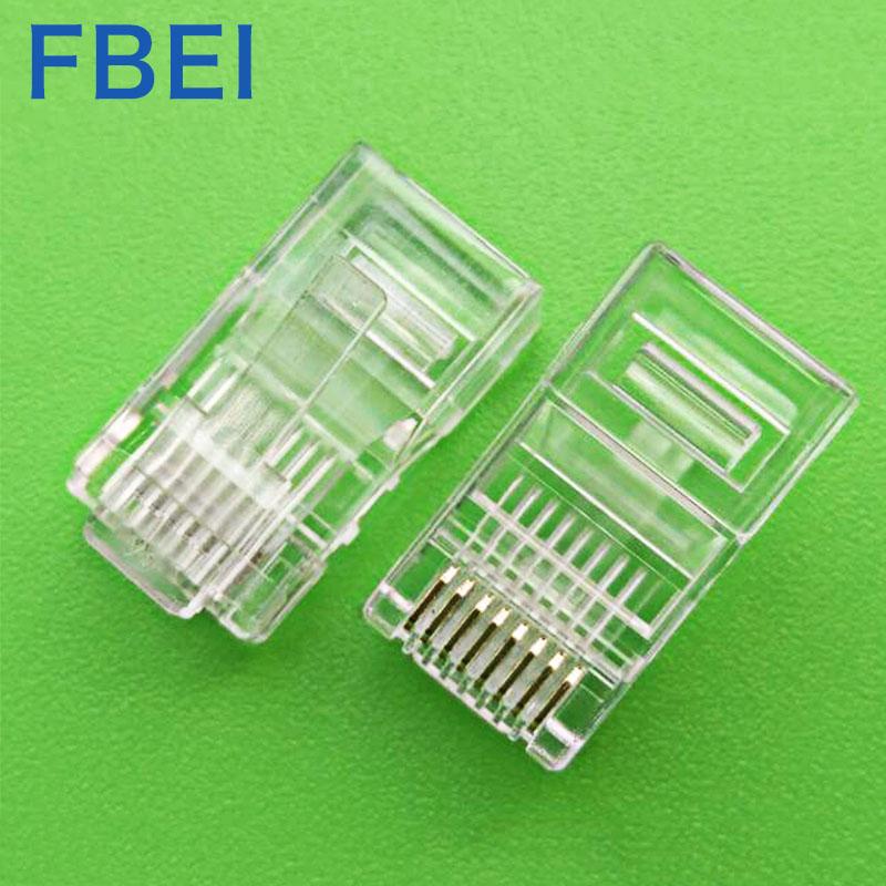 RJ45 connectors RJ45 8p8c plug