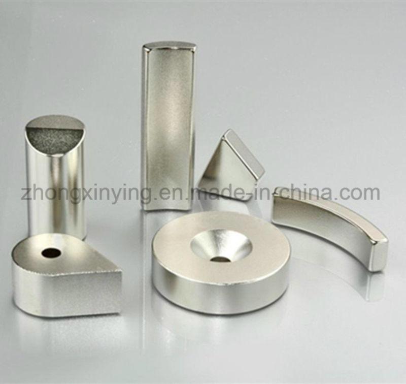 High Performance Ring Neodymium Magnet