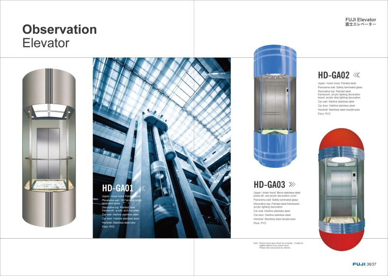 FUJI Observation Elevator for Sale