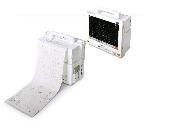 12.1 Inch Modular Patient Monitor Touch Screen Ccu ECG EKG Machine Telemetry (SC-C100)