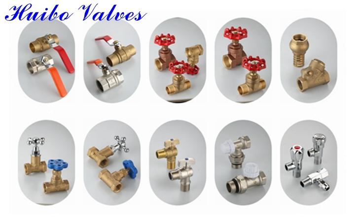 Brass Faucet Cartridge 3/8