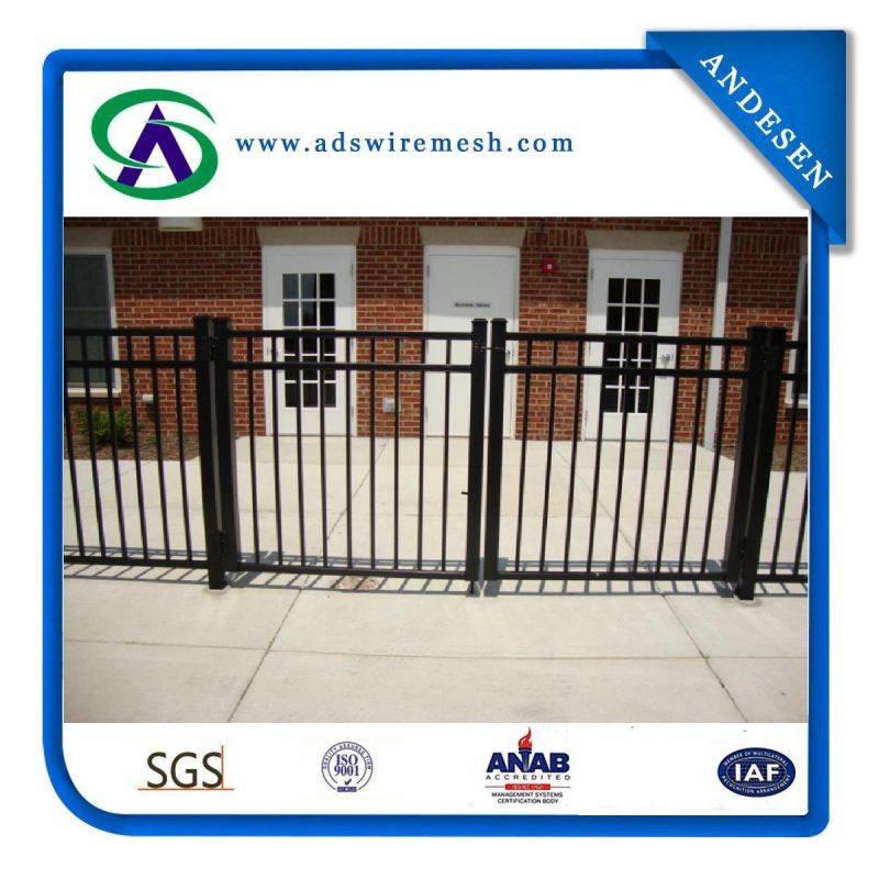 Factory Direct Sell Ornamental Steel Fence