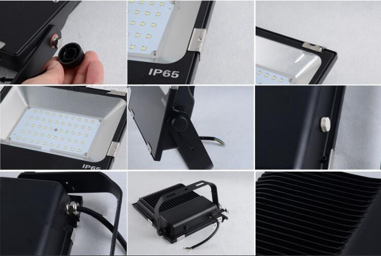 Slim Floodlight 150W Dimmable Outdoor LED Flood Light