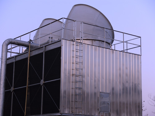 FRP Box Type Open Circuit Cross-Flow Cooling Tower (YHA-100I~1000I)