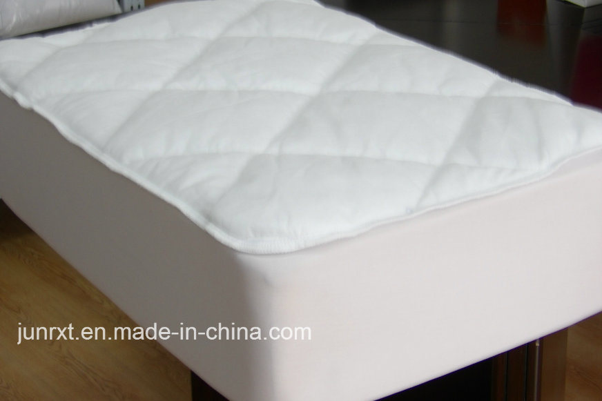 Antibacterial Mattress Cover Mattress Protector 100% Waterproof Breathable Soft Quiet Mattress Cover