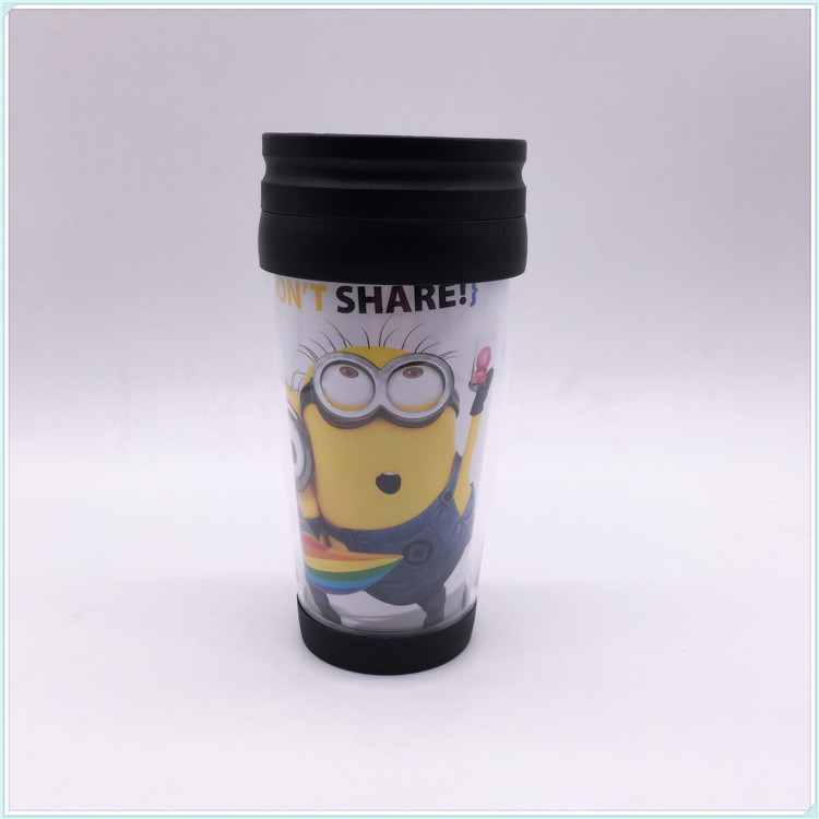 Mason Jar with Lid and Straw (SH-PM32)