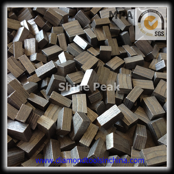 Hot Sell Diamond Segment for Marble Cutting