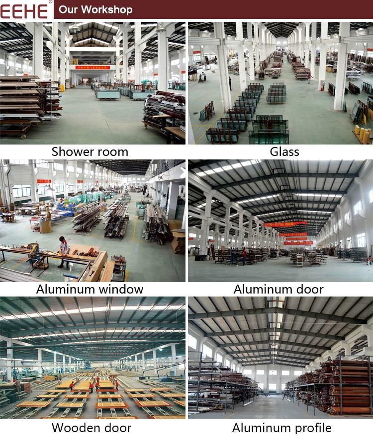 China Manufacturer Aluminum Door Design Sliding Doors