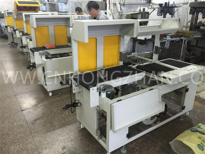Hongzhan Bsl560A Automatic L Shrink Packaging Machine for Box
