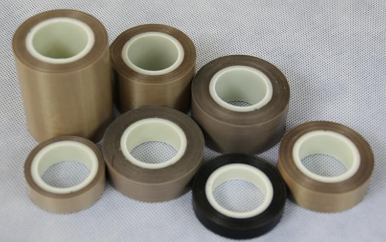 PTFE Coated Fiberglass Adhesive Tape with Release Pape