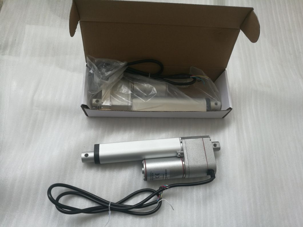 Valued Electric Linear Actuator for Furniture Mechanisms