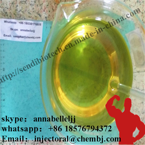 Bodybuilding Masteron Enanthate Steriod Drostanolone Enanthate CAS 472-61-145