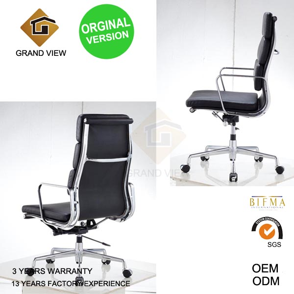 Orginal Version Swivel Office Boss Chair (GV-EA219)